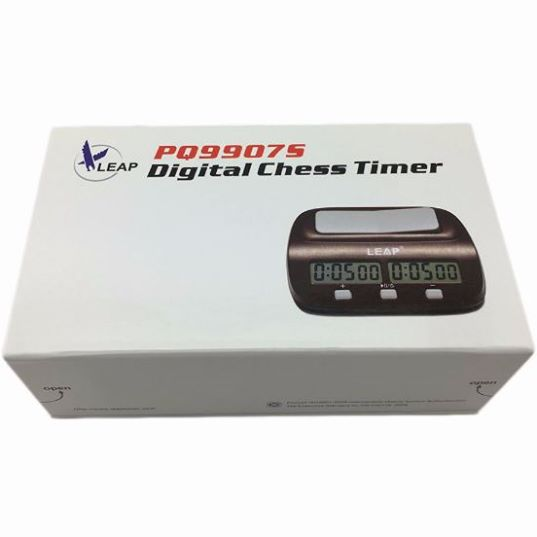 Professional Electronic Digital Chess Clock PQ9907S 1