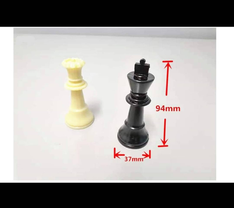 Professional Tournament Chess Set Chess Pieces