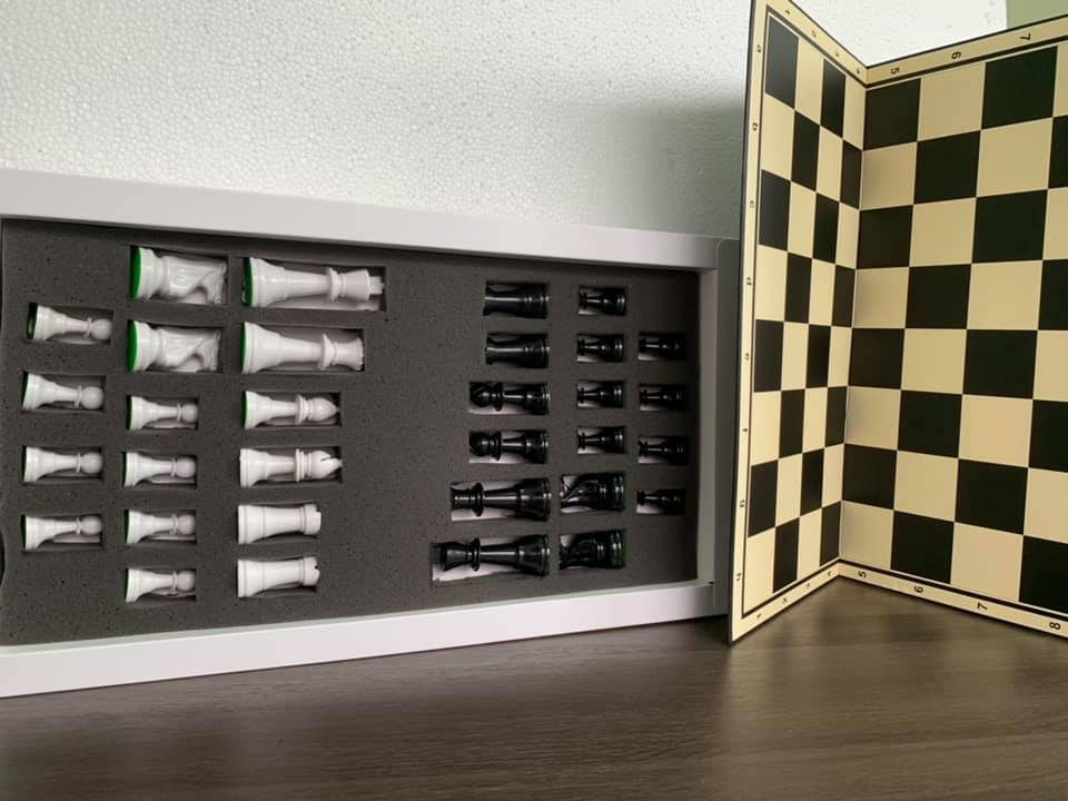 Professional Tournament Chess Set