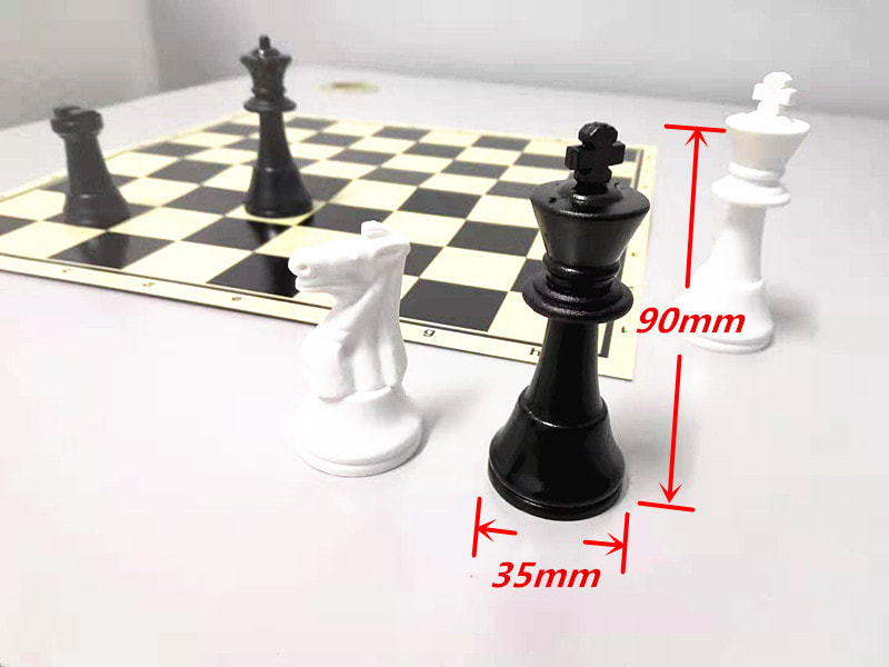 Starter Tournament Chess Set Chess Pieces
